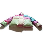Одежда handmade. Livemaster - original item Down Jacket Marshmallow. Handmade.