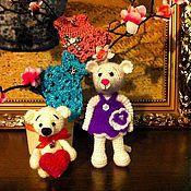 Куклы и игрушки ручной работы. Ярмарка Мастеров - ручная работа Мышка балерина модница.. Handmade.