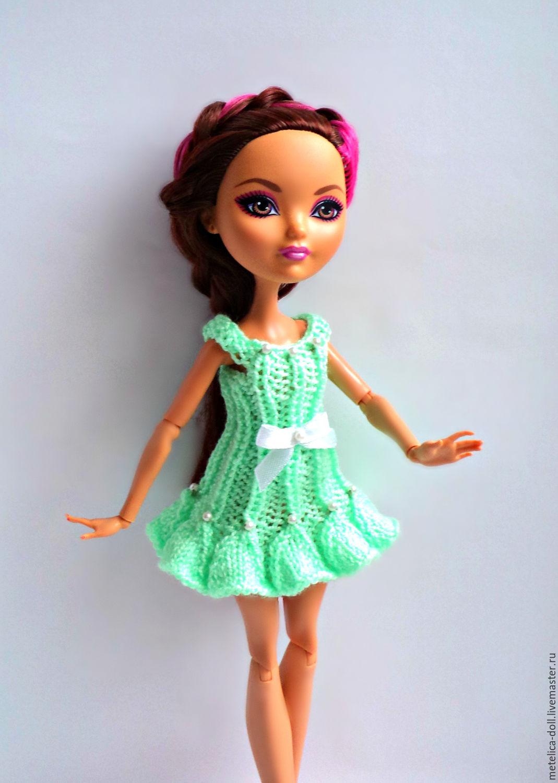 Кукла в белорусском платье