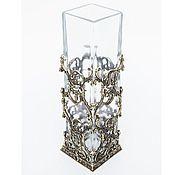 Для дома и интерьера handmade. Livemaster - original item Vase bronze. Handmade.