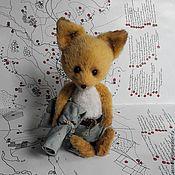Куклы и игрушки ручной работы. Ярмарка Мастеров - ручная работа Деловой и деловитый. Handmade.