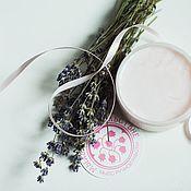 Косметика ручной работы handmade. Livemaster - original item Balm - conditioner for hair Lavender moisturizing and nutrition of thin hair. Handmade.
