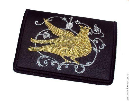 """Обложки ручной работы. Ярмарка Мастеров - ручная работа. Купить Обложка для паспорта """" Жар Птица"""". Handmade. Обложка"""