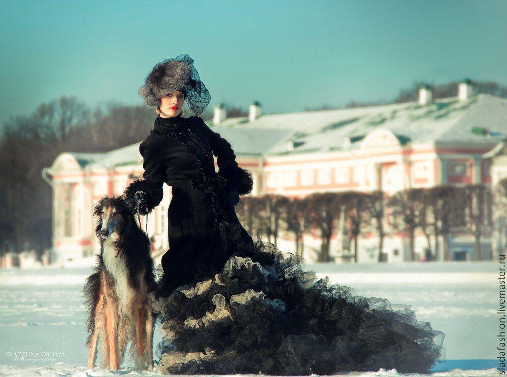 """Пальто из кашемира """"Дворянское гнездо"""", Пальто, Москва,  Фото №1"""