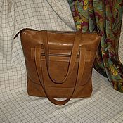Сумки и аксессуары handmade. Livemaster - original item Women`s leather handbag