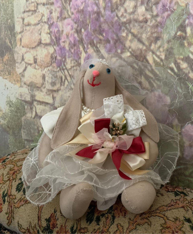 Свадебная игрушка от Bunny Family, Аксессуары, Москва,  Фото №1