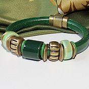 Украшения handmade. Livemaster - original item Bracelet Regaliz Forest Tale. Handmade.