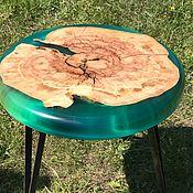 Столы ручной работы. Ярмарка Мастеров - ручная работа Журнальный столик. Handmade.
