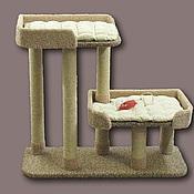 """Для домашних животных, ручной работы. Ярмарка Мастеров - ручная работа Комплекс для кошек  """"Бриз"""" (подходит крупным кошкам). Handmade."""