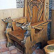 Для дома и интерьера handmade. Livemaster - original item Chair