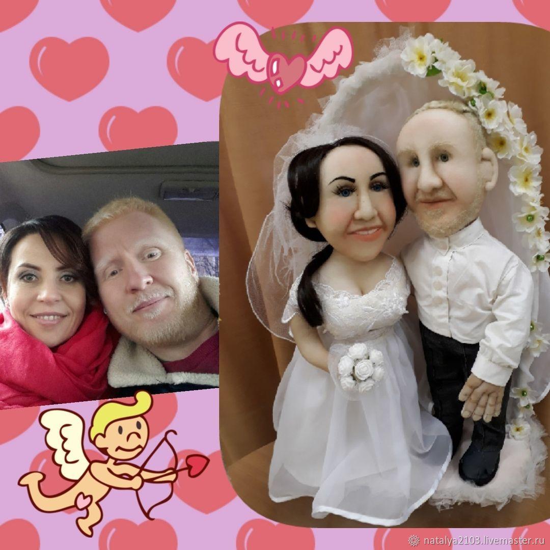 портретная кукла по фотографии, Портретная кукла, Сыктывкар,  Фото №1