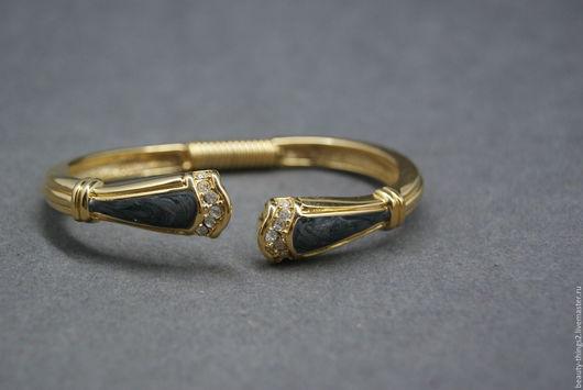 Винтажные украшения. Ярмарка Мастеров - ручная работа. Купить Винтажный браслет KJL для Avon. Handmade. Золотой, винтажный стиль