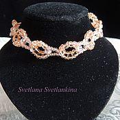 Украшения handmade. Livemaster - original item Wave Bracelet. Handmade.