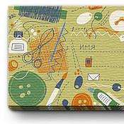 Дизайн и реклама handmade. Livemaster - original item A set of cards