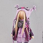 """Куклы и игрушки ручной работы. Ярмарка Мастеров - ручная работа """"СОВЫ в ЯБЛОКАХ"""". Handmade."""