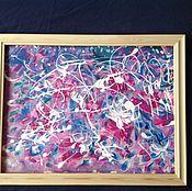 Картины и панно handmade. Livemaster - original item Lilac dreams.. Handmade.