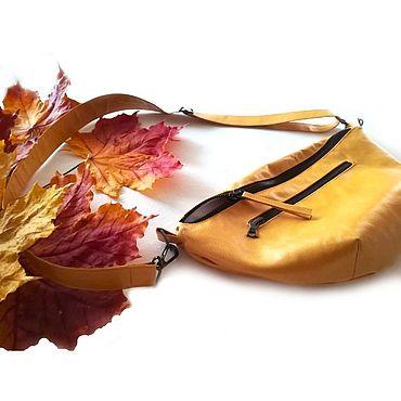 Bags and accessories handmade. Livemaster - original item Cross body bag / waist Bag. Handmade.