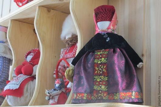 """Сувениры ручной работы. Ярмарка Мастеров - ручная работа. Купить Кукла """"Купчиха"""". Handmade. Народная кукла, амулет талисман оберег"""