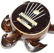 Музыкальные инструменты ручной работы. Ярмарка Мастеров - ручная работа Калимба (каримба). Handmade.