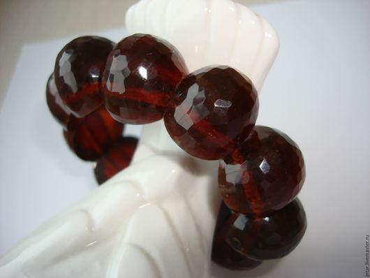 Браслеты ручной работы. Ярмарка Мастеров - ручная работа. Купить янтарный браслет. Handmade. Янтарь натуральный, застывшая смола, браслет