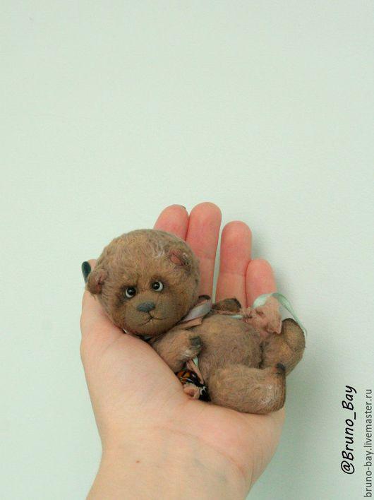 Мишки Тедди ручной работы. Ярмарка Мастеров - ручная работа. Купить Кося. Handmade. Серый, мишка-тедди, тедди мишка