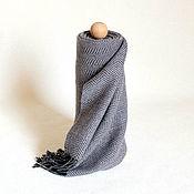 """Аксессуары ручной работы. Ярмарка Мастеров - ручная работа Тканый мужской шарф """"Dandy"""" Ткачество Тканый шарф. Handmade."""