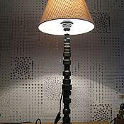 Для дома и интерьера ручной работы. Ярмарка Мастеров - ручная работа Лампа распредвал. Handmade.