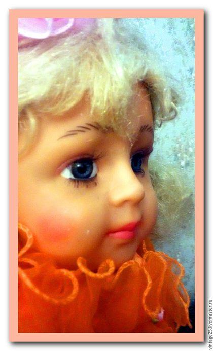 Винтажные куклы и игрушки. Ярмарка Мастеров - ручная работа. Купить Кукла Карина. Винтаж 50 см. Handmade. Комбинированный