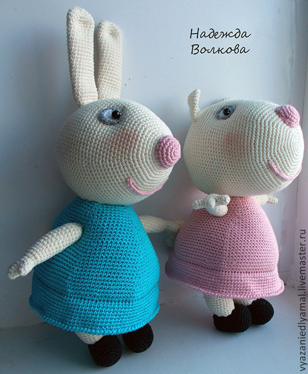 Свинка Пеппа и ее семья