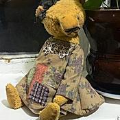 Куклы и игрушки ручной работы. Ярмарка Мастеров - ручная работа Дора, мишка тедди девочка. Handmade.