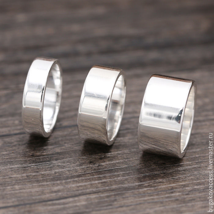Ring of silver 999 under engraving, Rings, Moscow,  Фото №1