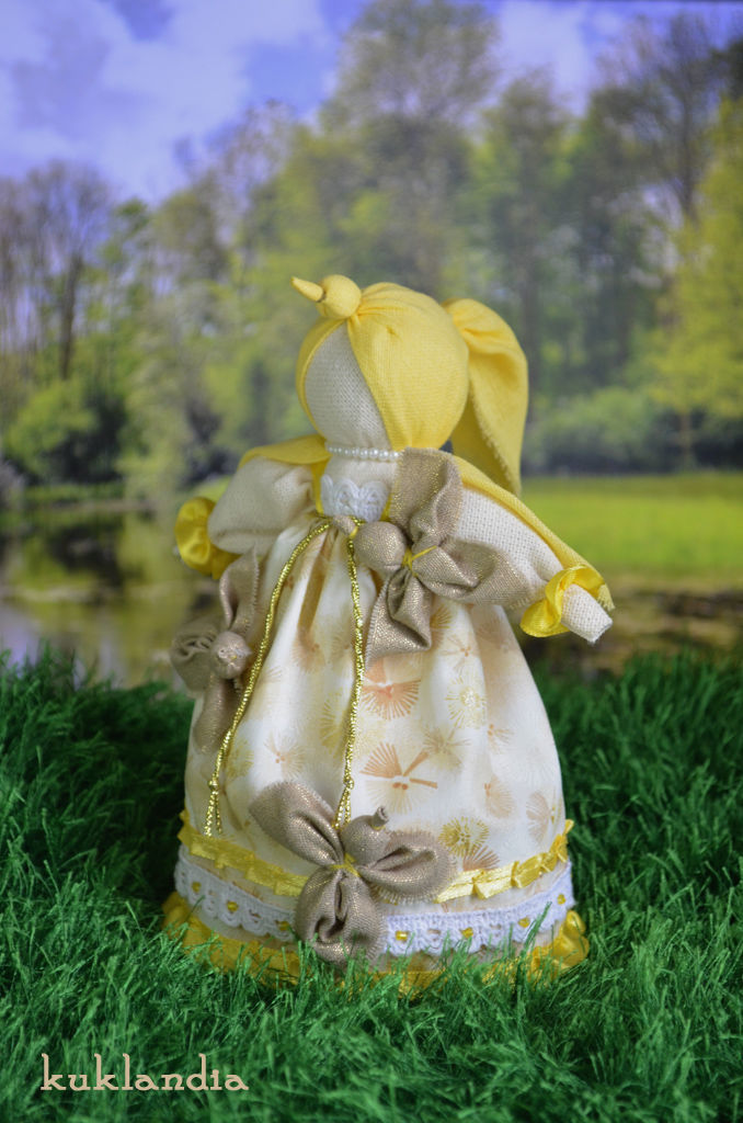Птица Радость, Народная кукла, Самара,  Фото №1