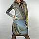 Платья ручной работы. Ярмарка Мастеров - ручная работа. Купить Vacanze Romane-950. Handmade. Авторское платье, дизайнерская одежда