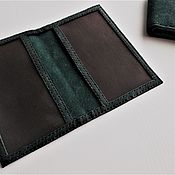 Сумки и аксессуары handmade. Livemaster - original item M0132 passport leather Cover. Handmade.