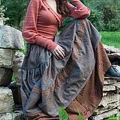 """Одежда ручной работы. Ярмарка Мастеров - ручная работа Юбка в бохо-стиле """"Rose"""". Handmade."""