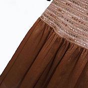 """Одежда ручной работы. Ярмарка Мастеров - ручная работа Бохо-платье """"VETER-30"""". Handmade."""