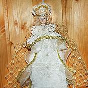 Куклы и игрушки handmade. Livemaster - original item Angel-a fairy-tale doll. Handmade.