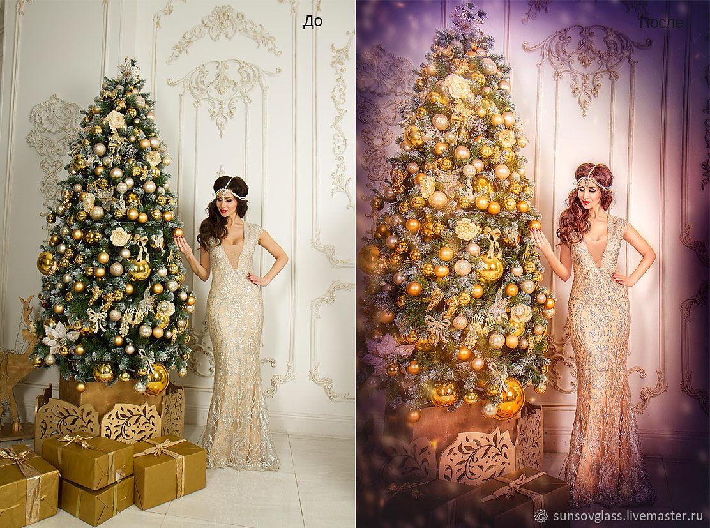 Художественная обработка новогодних снимков, Фото, Лыткарино, Фото №1