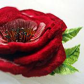 Украшения ручной работы. Ярмарка Мастеров - ручная работа Couture rose. Handmade.