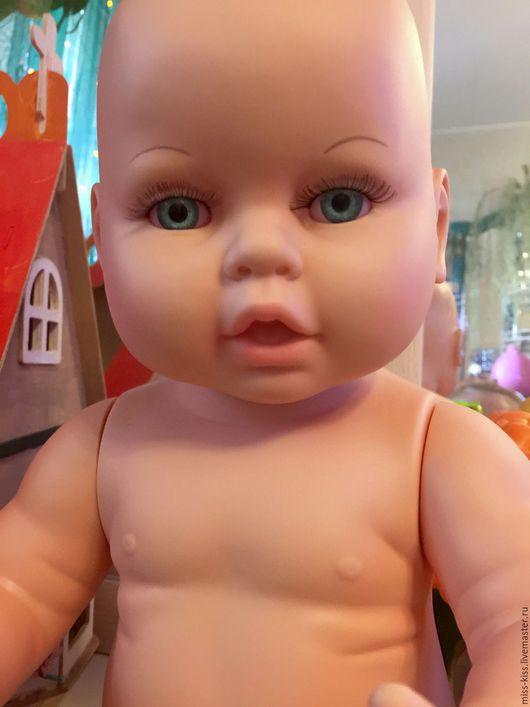 Куклы-младенцы и reborn ручной работы. Ярмарка Мастеров - ручная работа. Купить Виниловая Малышка ООАК, 55 см - манекен детской одежды 0-3 мес. Handmade.