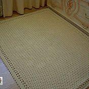 Для дома и интерьера handmade. Livemaster - original item Carpet Palace knit handmade cord. Handmade.