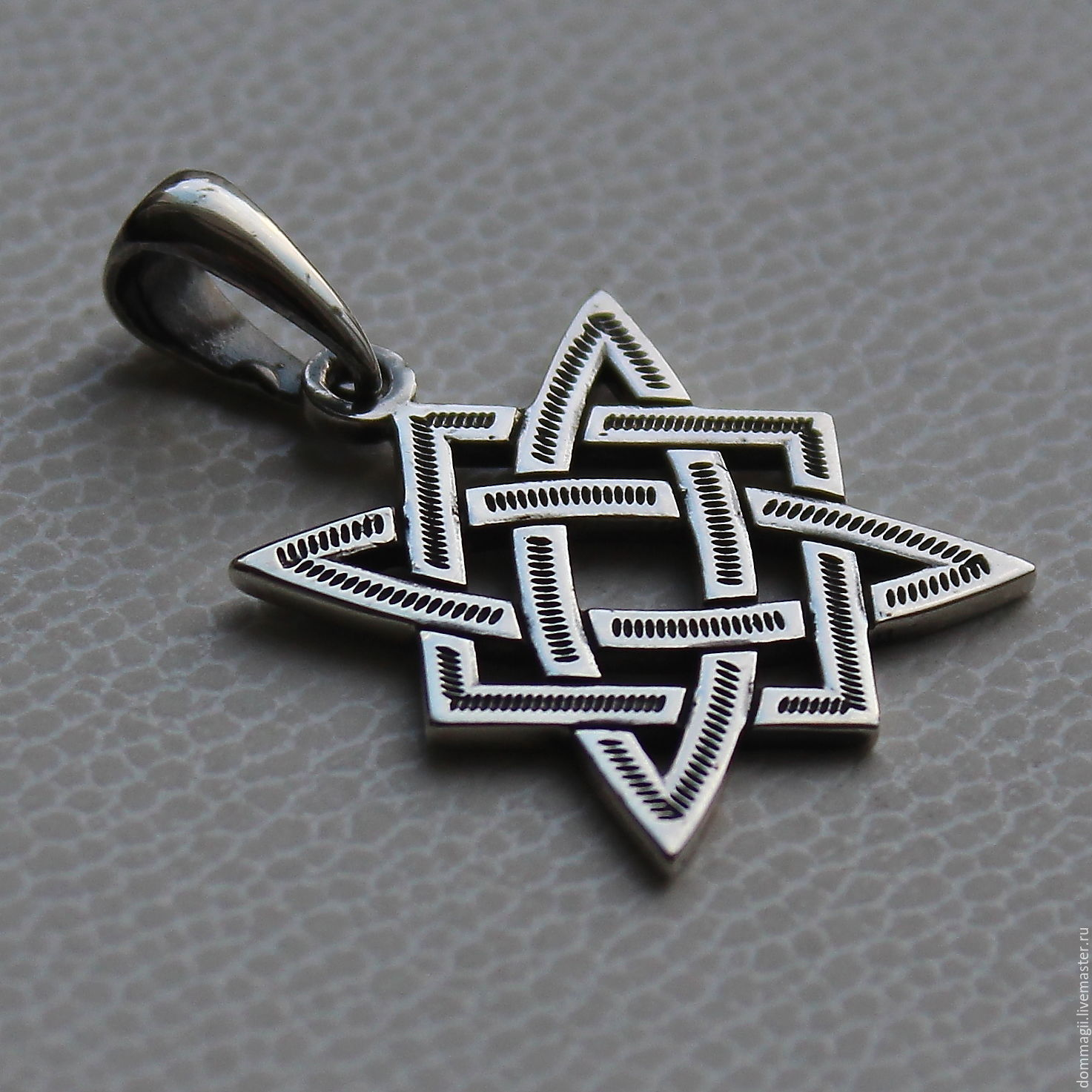 Star of Russia small, Amulet, Moscow,  Фото №1