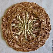Для дома и интерьера handmade. Livemaster - original item Support under hot from a vine. Handmade.
