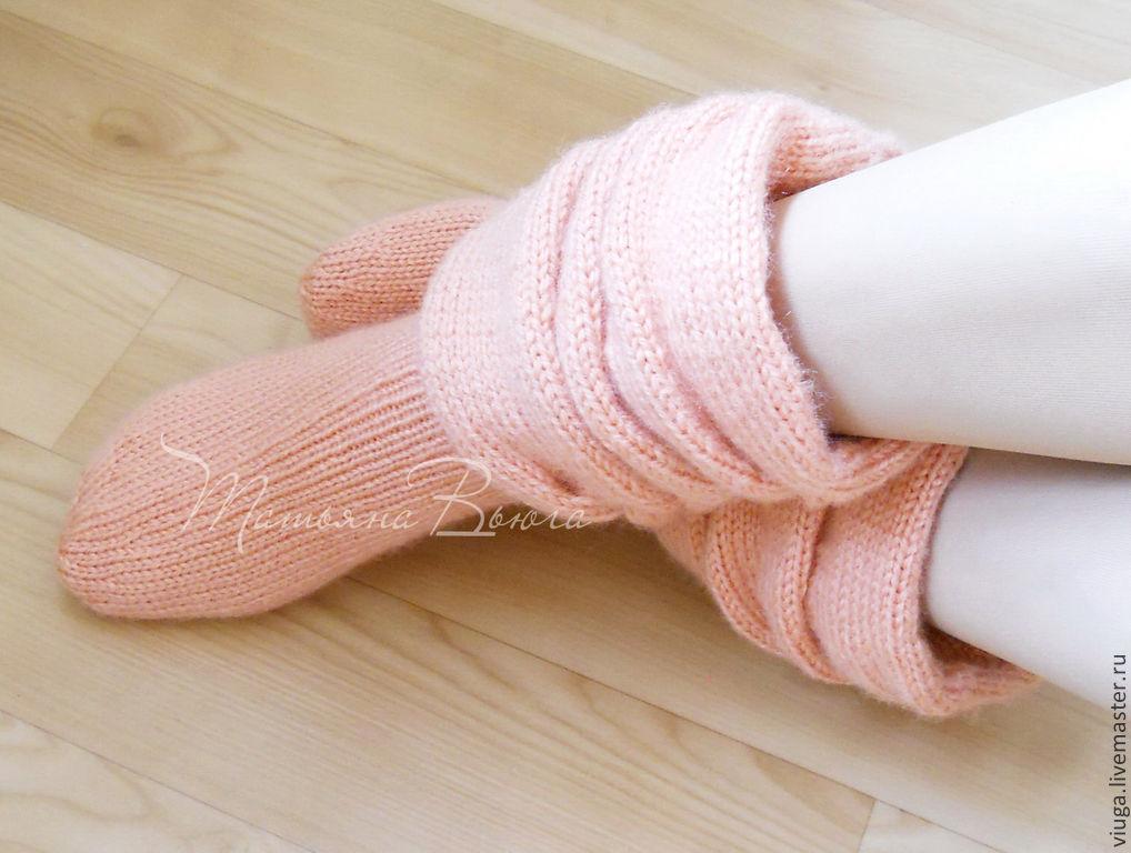 Вязание носков спицами и крючком на Узелок.ru. Вязаные ...