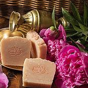 handmade. Livemaster - original item Silk soap. Handmade.