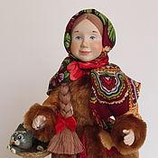 Куклы и пупсы ручной работы. Ярмарка Мастеров - ручная работа Кукла ручной работы Дашенька. Handmade.