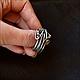 Кольца ручной работы. Ярмарка Мастеров - ручная работа. Купить Серебряное кольцо,эксклюзив. Handmade. Серебряный, серебро 925 пробы