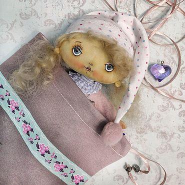 Dolls & toys handmade. Livemaster - original item Doll: Doll angel. Handmade.