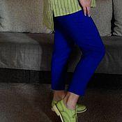 Одежда handmade. Livemaster - original item Blouse of 100% linen BOHO blouse. Handmade.