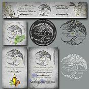 Дизайн и реклама handmade. Livemaster - original item Signature style. Handmade.